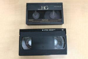 大切なビデオテープについてしまったカビ。取り除く方法は?